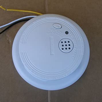Universal Security Instruments 1204 Wire-In Smoke Alarm with Battery Backup 2 Pack