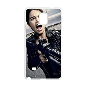Terminator Samsung Galaxy Note 4 Cell Phone Case White Phone cover SE8605056