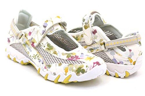 Allrounder By Mephisto Niro, Baskets Mode Femme Multicolor-grey
