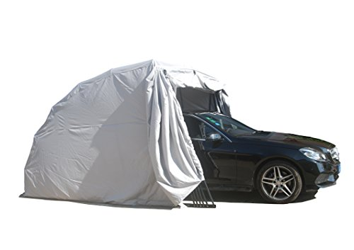 Shelter King Car Covers : Ikuby waterproof medium size carport lockable shelter