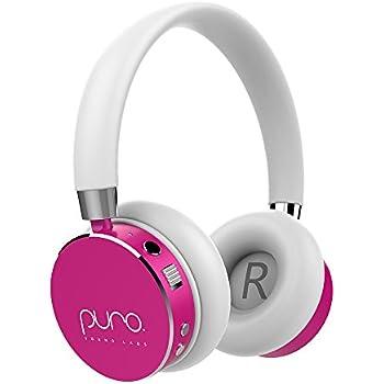 8f5c48cbbfc Puro Sound Labs BT2200 Kids Volume-Limiting Over-Ear Wireless Headphones  (Pink)