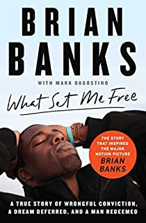Book Cover: What Set Me Free