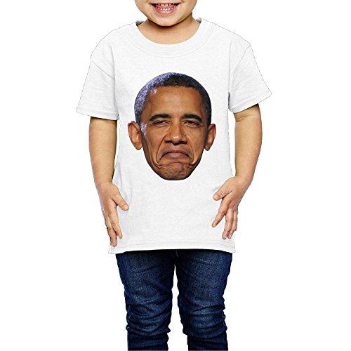 TangChuan Toddler Barack Obama Funny T-Shirt
