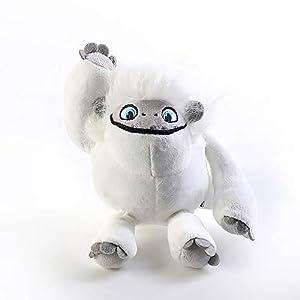 Abomi-nable Everest Soft Toy Cute Snow Monster Stuffed Animal Plush Toy Sleeping Super Soft Everest Yeti Doll Christmas…