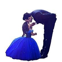 GU ZI YANG Cinderella Flower Girls Dresses Toddler Pageant Dresss 71