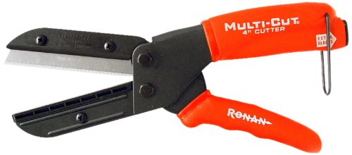 Ronan 14-536 4-Inch Multi-Cutter Cove Base Shears