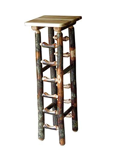 Hickory Wine Rack Table - 6 Bottles ()
