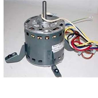 Oem upgraded ge genteq 1 3 hp 115 volt furnace blower for General electric fan motor