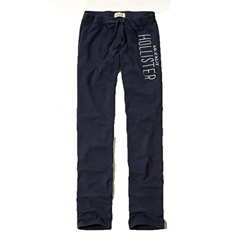 hollister-womens-sweatpants-small-navy-so-cal
