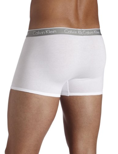 ck one Men's Cotton Stretch Trunk