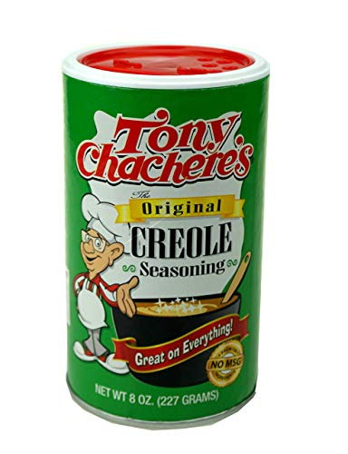 Tony Chachere's Original Creole Seasoning, 8 Ounce Shakers