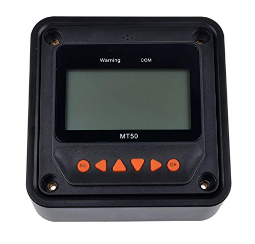 EPever 40A MPPT Solar Charge Controller Tracer A 4210A + Remote Meter MT-50 Solar Charge With LCD Display for solar Battery Charging by EPEVER (Image #3)