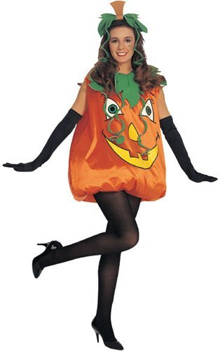 Rubie's Pumpkin Pie Costume, Orange, Standard