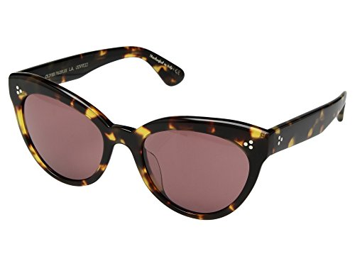 Oliver Peoples Eyewear Women's Roella Sunglasses, Vintage/Purple, One Size (Oliver Peoples Vintage Sunglasses)