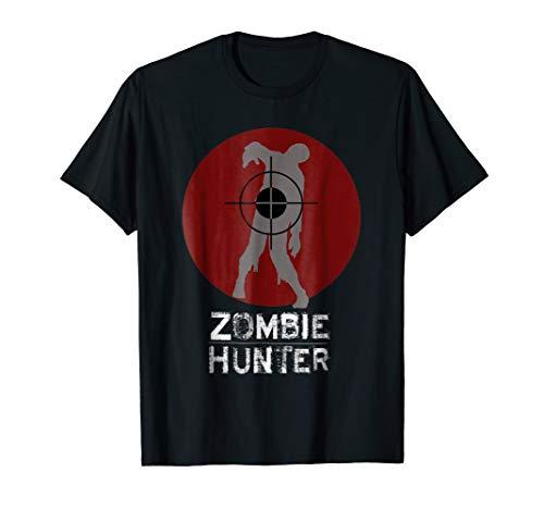 Zombie Hunter Funny Halloween Costume -
