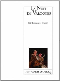 La Nuit de Valognes, Schmitt, Éric-Emmanuel