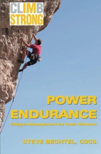 Climb Strong  Power Endurance  Fatigue Management For Rock Climbing