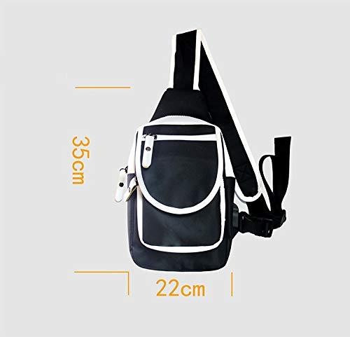 Brusttasche Sling Rucksack Schultertasche Brusttaschen für Damen und und und Herren Gintama Anime Daypack Sporttasche B07PF86PRV Daypacks Vielfältiges neues Design 1a6d60