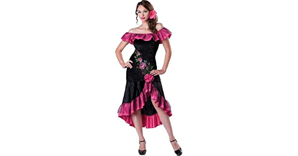 Amazon.com: InCharacter Costumes - Disfraz de bailadora ...