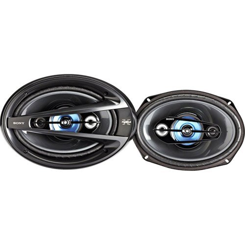 Sony XS R6944 4 Way Speakers Discontinued