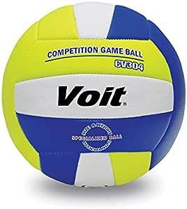 Voit 1VTTPCV304 Voleybol Topu N5, Unisex, Sari/Beyaz/Lacivert, N5