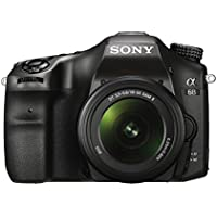 Sony a68 Translucent Mirror DSLR Camera w/ SAL18552 Lens