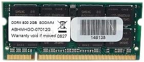 Arch Memory 2 GB 200-Pin DDR2 So-dimm RAM for ASUS M51A-F1