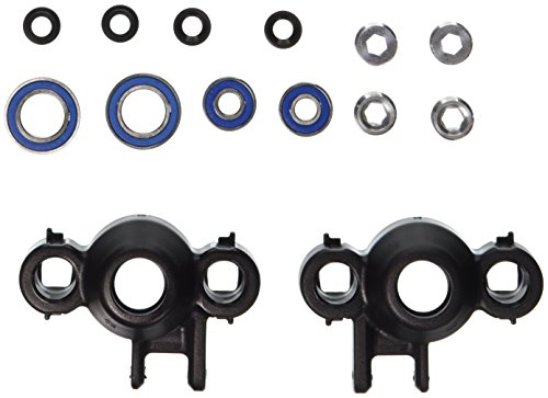 RPM 80582 Axle Carriers/Oversized Bearings Black Revo/Slayer -