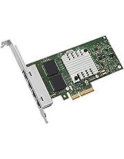 Intel Ethernet Server Adapter I340-T4 1Gbps RJ-45 Copper, PCI Express 2.0 x 4 Lane, OEM Packaging