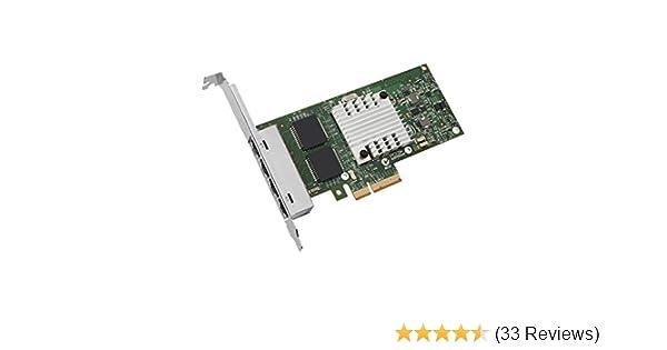 Standard PCI Bracket for Intel E1G44HTBLK I340-T4 4-PORT Gigabit Ethernet