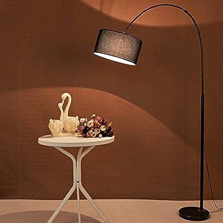 WLG Lampada da Terra Lampada da Terra Creativa Soggiorno Camera da Letto Studio Lampada da Terra Verticale Protezione degli Occhi Lampada da Tavolo Verticale Lettura da Terra a LED