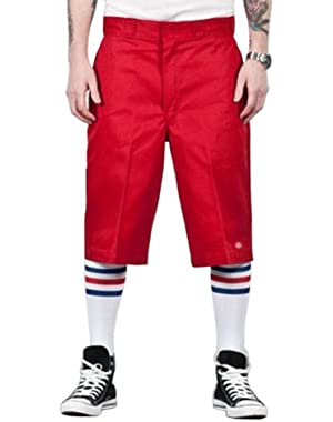 13'' Multi-Pocket Work Short - English Red Dickies42283 Mens Shorts