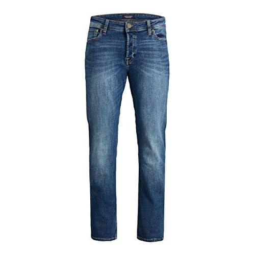 chollos oferta descuentos barato Jack Jones Jeans Vaqueros Blue Denim Stonewash 30W 34L para Hombre