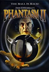 The Tall Man is back with a vengeance in Phantasm II, the second chapter in the cult classic Phantasm series! Released after seven years in a mental hospital, Mike convinces his old pal Reggie to join forces with him to hunt down and destroy ...