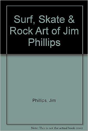 Télécharger des ebooks sur iPad mini Surf, Skate & Rock Art of Jim Phillips in French PDF ePub