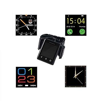 Deporte Reloj Smartwatch, Monitoreo cardiaco/calculadora ...