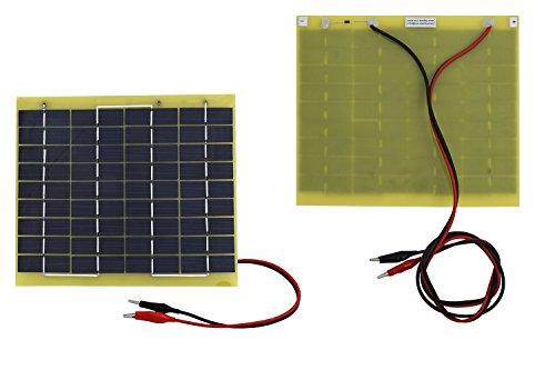 12 Volt Solar Battery Charger For Campers - 4