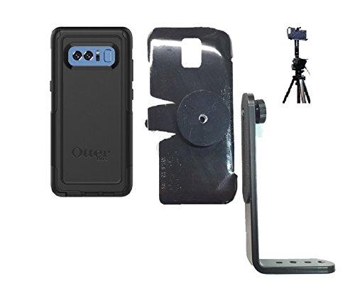 official photos 0b6e0 cd217 Amazon.com: SlipGrip Tripod Mount For Samsung Galaxy Note 8 Using ...