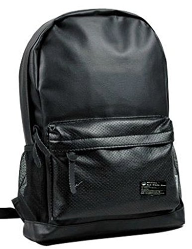 Waterproof Leather Double Shoulders Backpack (Solo Backpack Picnic)