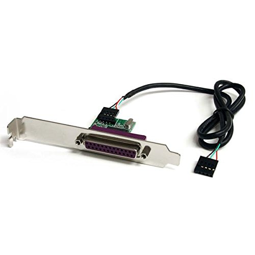StarTech.com 24in Internal USB Motherboard Header to Parallel Adapter ICUSB1284INT