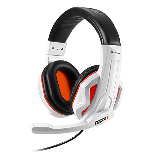 Sharkoon Rush ER1 Gaming Headset weiß