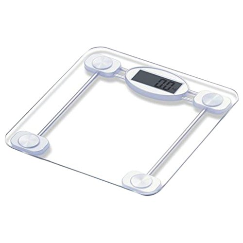 Taylor 75274192 Digital Glass Bathroom Scale W/ 1.2 LCD Readout Consumer Electronics from Taylor