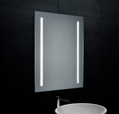 Badspiegel Helios LED Badezimmerspiegel Wandspiegel
