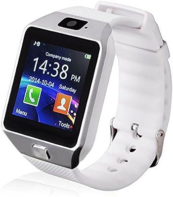 GT dz09 Bluetooth Smart Watch Reloj de pulsera bluetooth Android ...