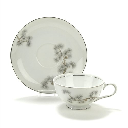 Manor Saucer (Pinedale by Fashion Manor, China Cup & Saucer)