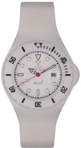 Jelly Watch Collection - White