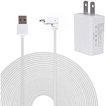 Amazon Com Udoit Power Adapter For Ring Spotlight Cam