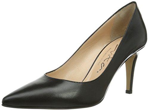 Evita Shoes Pumps geschlossen, Scarpe col tacco donna Damen34_42 Nero (Schwarz (Schwarz))