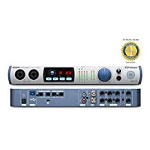 PreSonus Studio 192 Mobile 22x26 USB 3.0 Audio Interface and Studio Command Center with 1 Year Free Extended Warranty