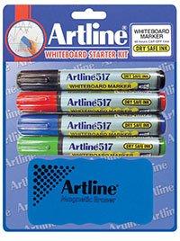 dry erase markers starter kit - 7
